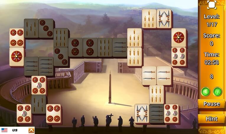 ancient rome game