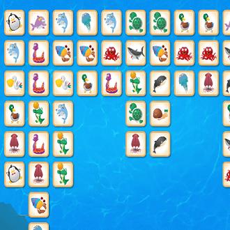 Aquarium Era mahjong