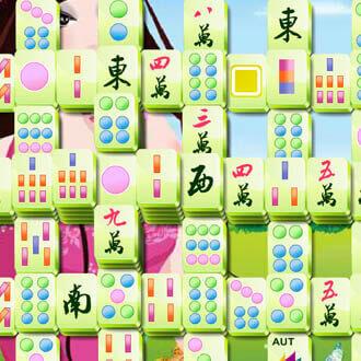 girls mahjong