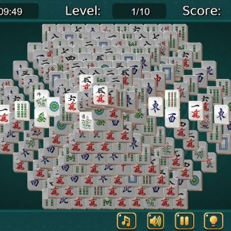 Mahjong Tower free online