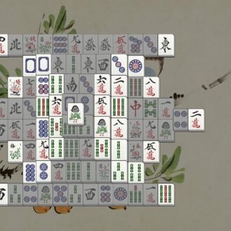 Mahjongg Game free online