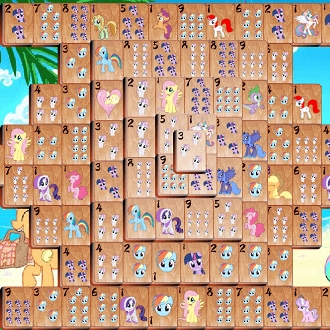 My Little Pony Mahjong
