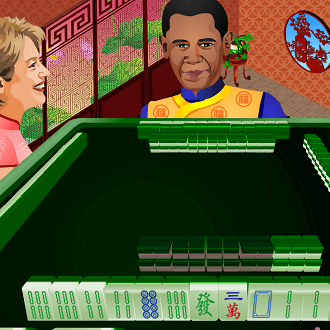 Obama: Traditional Mahjong