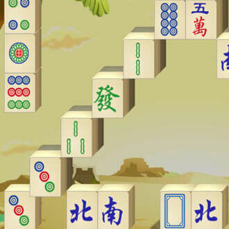 pile of tiles mahjong